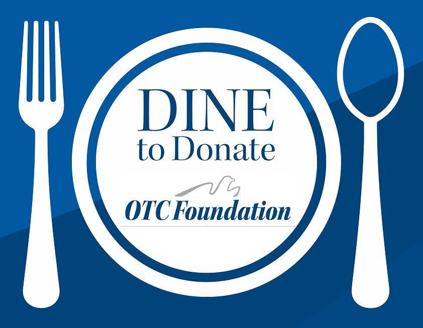 Dine-to-Donate OTC